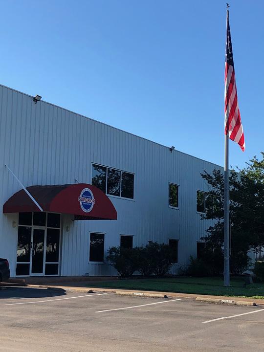 Superior Asphalt Inc. | Home Office Exterior, Byram MS Mississippi